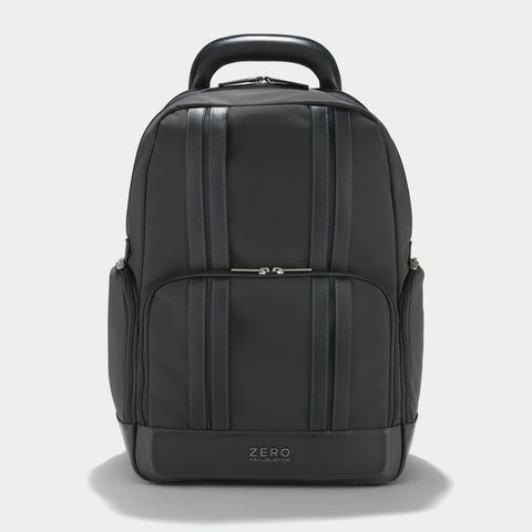 The Journal | Large Nylon Backpack 81003 GRAY