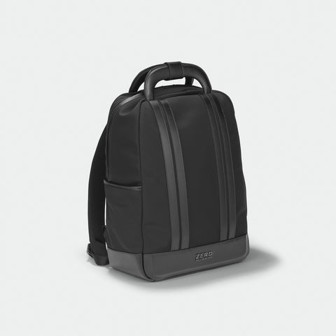 The Journal | Medium Nylon Backpack 81002 BLACK