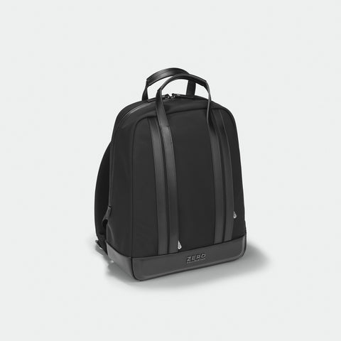 The Journal | Small Nylon Backpack 81001 BLACK
