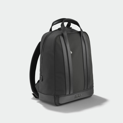 The Journal | Small Nylon Backpack 81001 GRAY