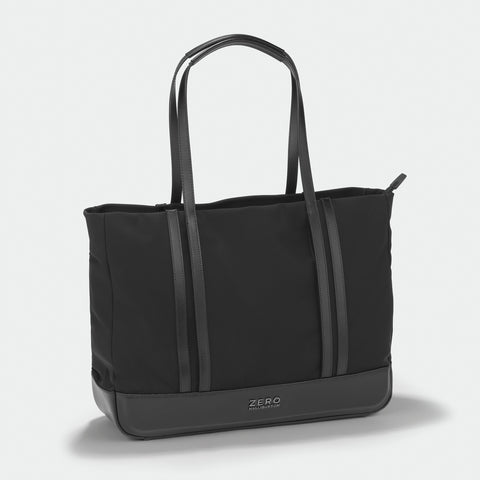 The Journal | Nylon Tote 81006 BLACK