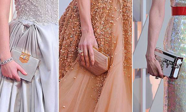 Clutches & Evening Bags, you can't miss it!