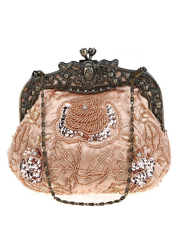Women's Vintage Clutches for Wedding/Party 2583