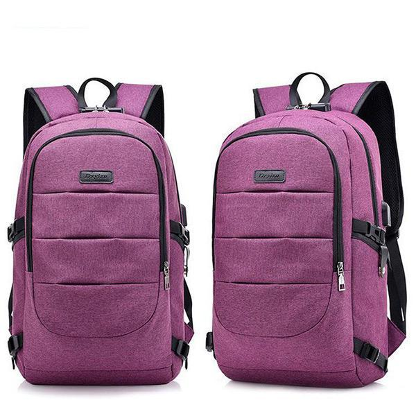 Anti Theft Laptop Backpack - Chiclulu