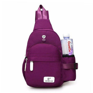 Capacity Chest Bag - Chiclulu