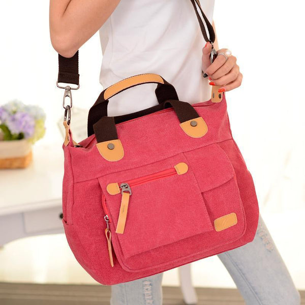 Casual Canvas Bags - Chiclulu