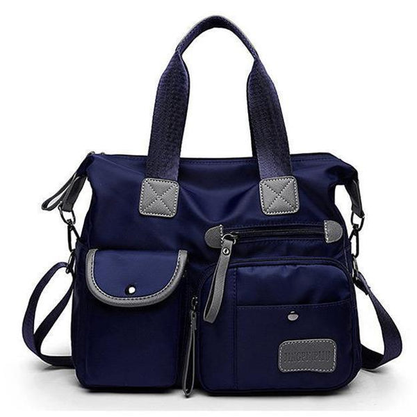Capacity Shoulder Bag - Chiclulu