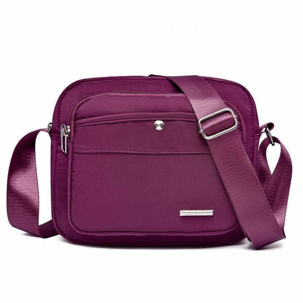 Casual Women Waterproof  Messenger Bag - Chiclulu