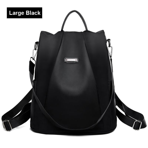 Anti-theft Women Waterproof Backpack - Chiclulu