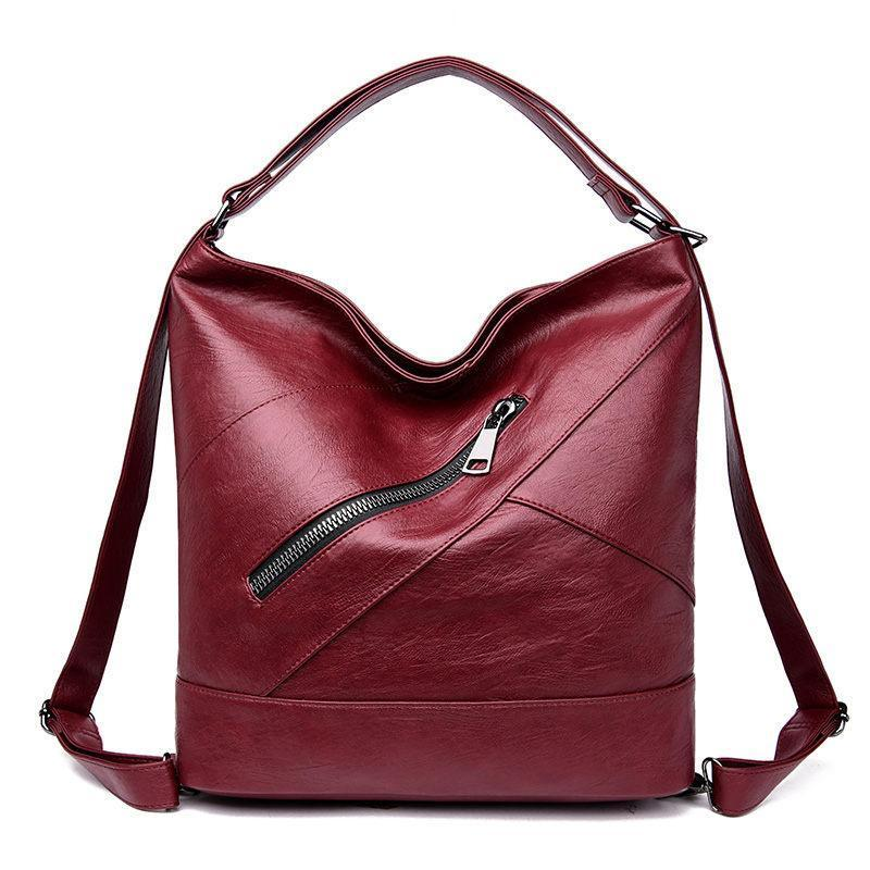 Capacity Women Multifunction Thread Shoulder Bags - Chiclulu
