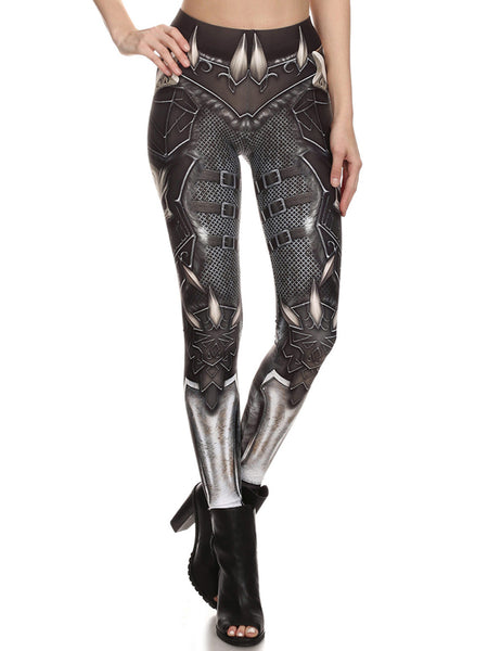 3D Printed Elastic Leggings Digital Leggings KDK1627