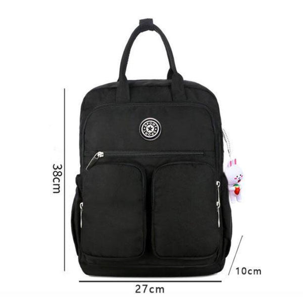 Large Capacity Multi-Pocket Waterproof Backpack - Chiclulu