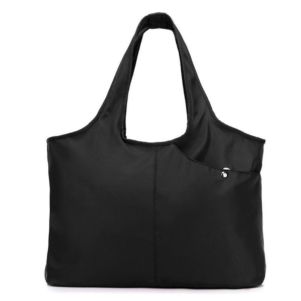 Capacity Oxford Shoulder Bags - Chiclulu