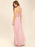 Women's Backless Prom Dresses LQ3368