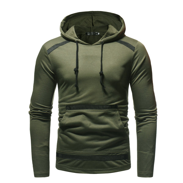 Men's Hooded Sweater Cotton Hoodies 1502-WY007