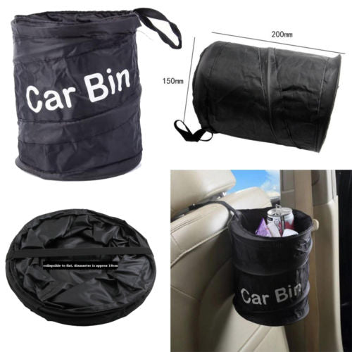 Car Folding Garbage Cans