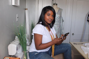 Tatiana D. Myers, Designer of TDM Clothing