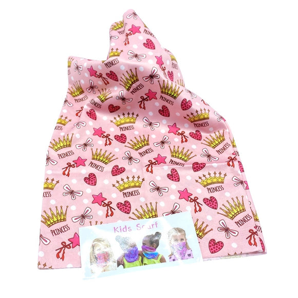 Cuello Kids Princess - MariaBolo Accesorios