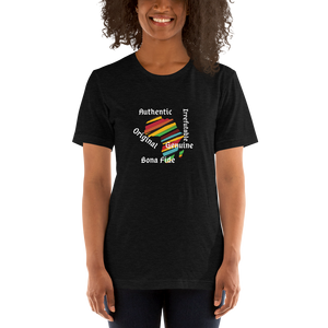 Africa the Great-Short-Sleeve Unisex T-Shirt