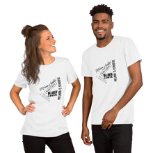 Load image into Gallery viewer, Melanin is Beautiful Short-Sleeve Unisex T-Shirt