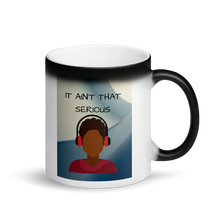 Load image into Gallery viewer, It's Not That Serious Matte Coffee Mug