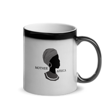 Load image into Gallery viewer, Mother Africa-Glossy Magic Mug