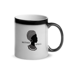 Mother Africa-Glossy Magic Mug