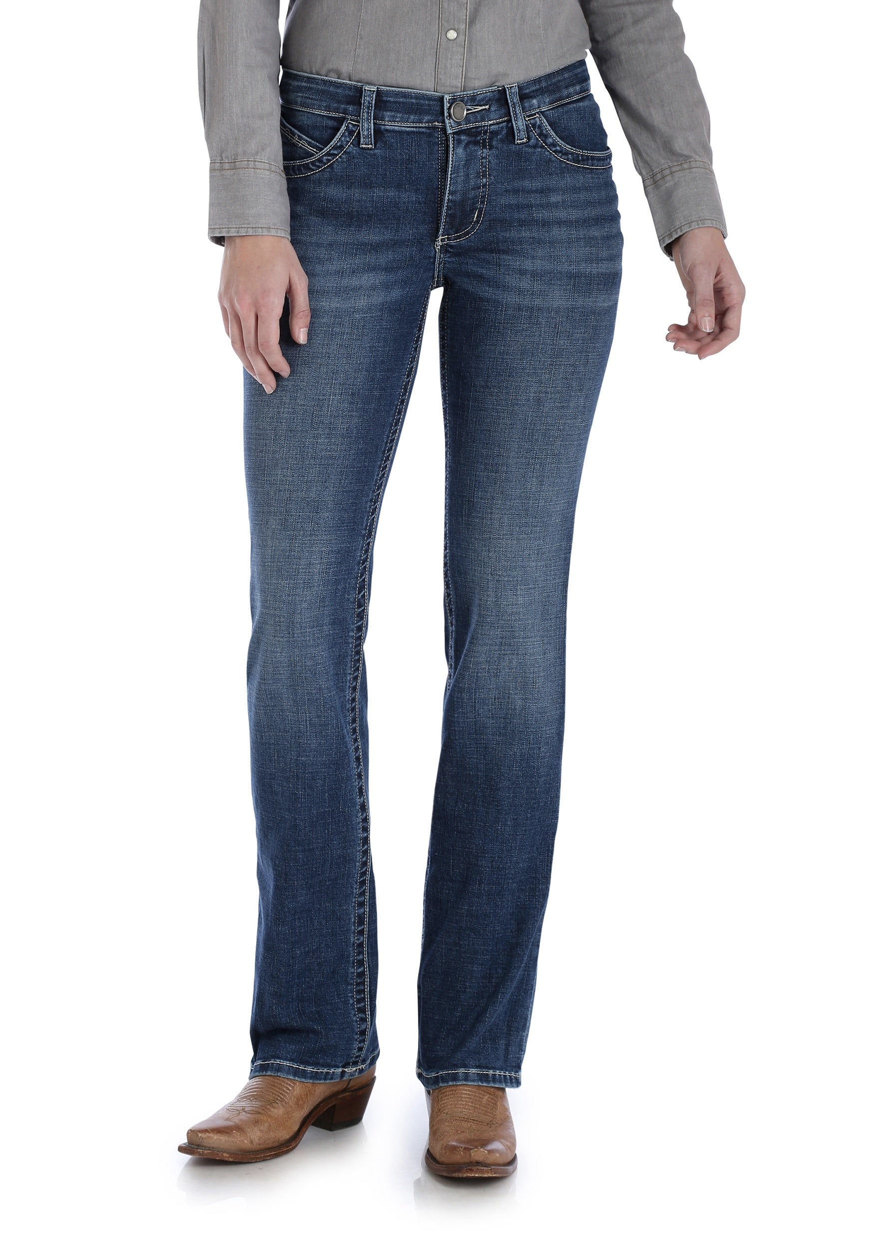 Womens Ultimate Riding Jean- Willow - 34 Leg