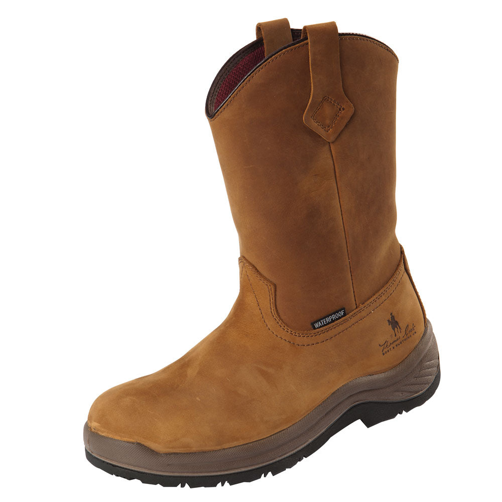 Ferguson Steel Toe Boot (Crazy)