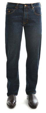 Mens Lochie Tailored Leg Denim Jean 32