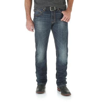 Men's Wrangler Retro Slim Straight Jean 34 Leg