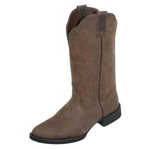 All Rounder Womens Western Crazy Horse