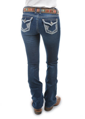 Womens Selina Boot Cut Jean - 34 Leg