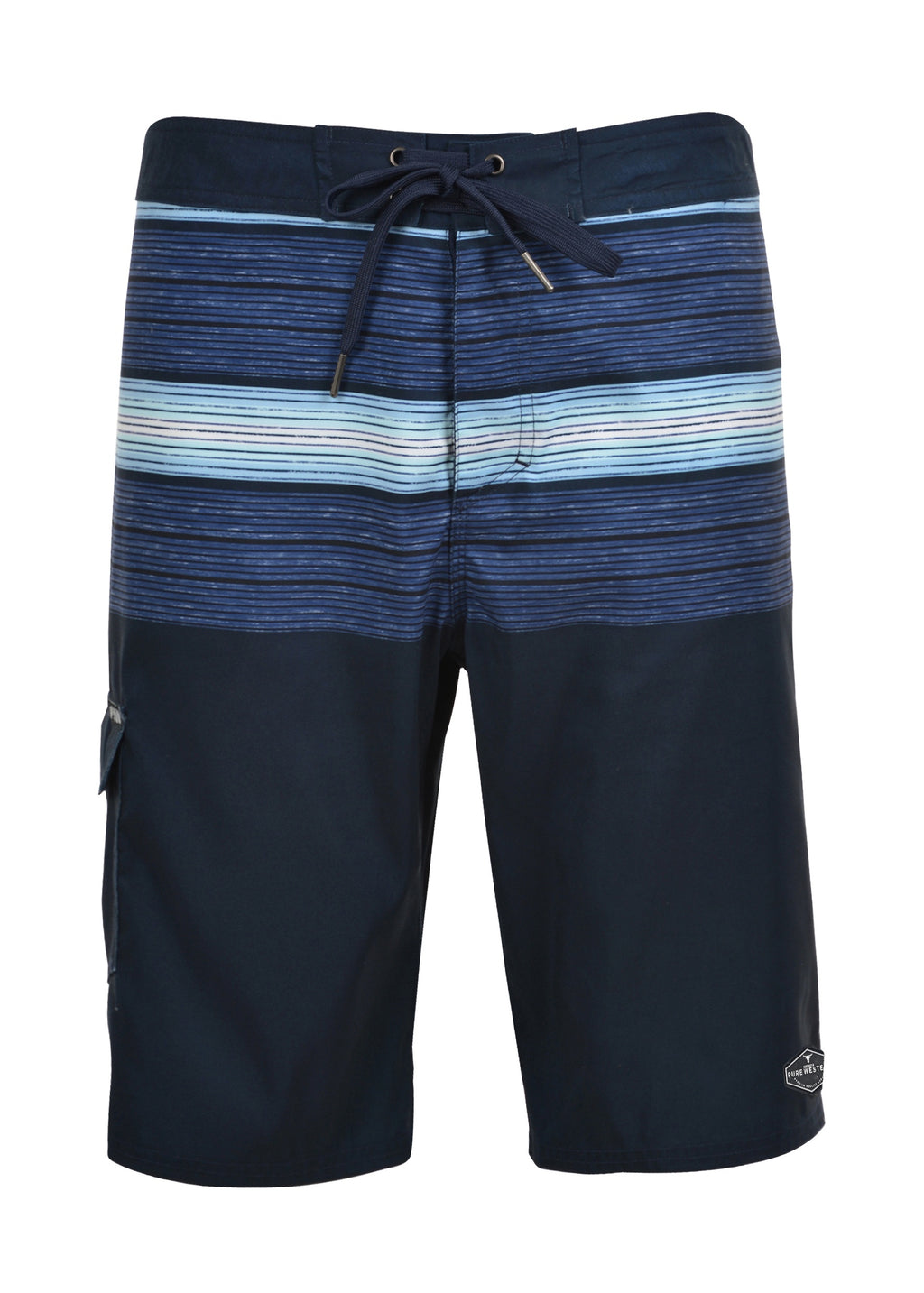 Mens Johnston Board Short (Navy)