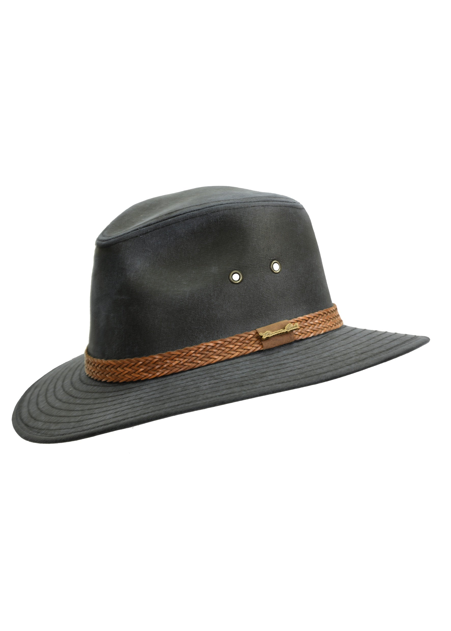 Mansfield Hat (Blue Grey)