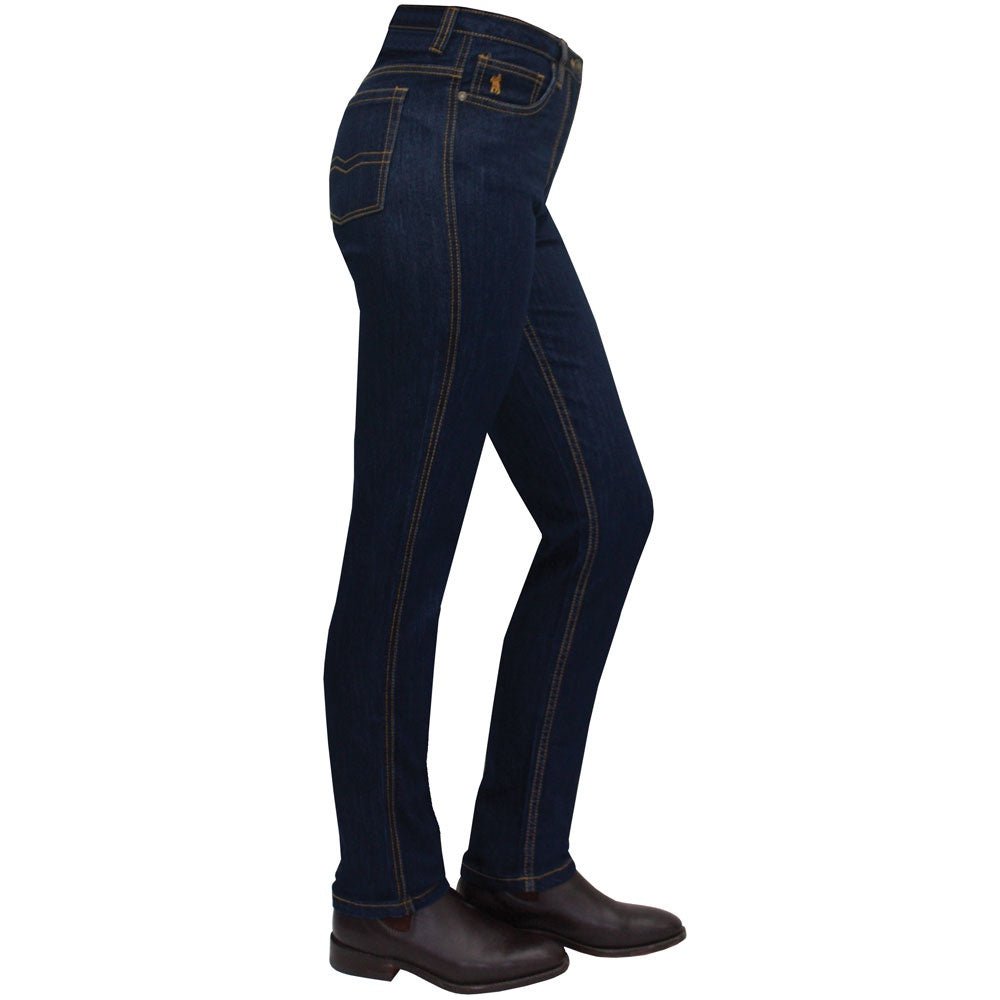 Womens Stretch Denim Wonder Jean Slim