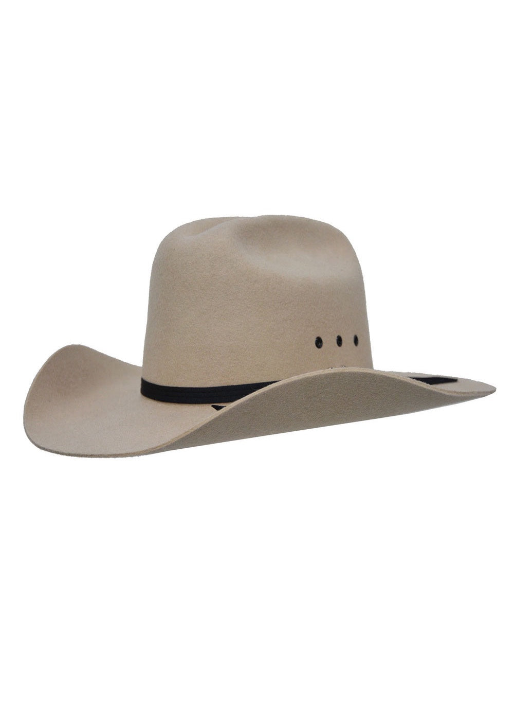 Pure Western Tornado Hat (Light Cream)