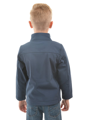 Boys Soft Shell Jacket