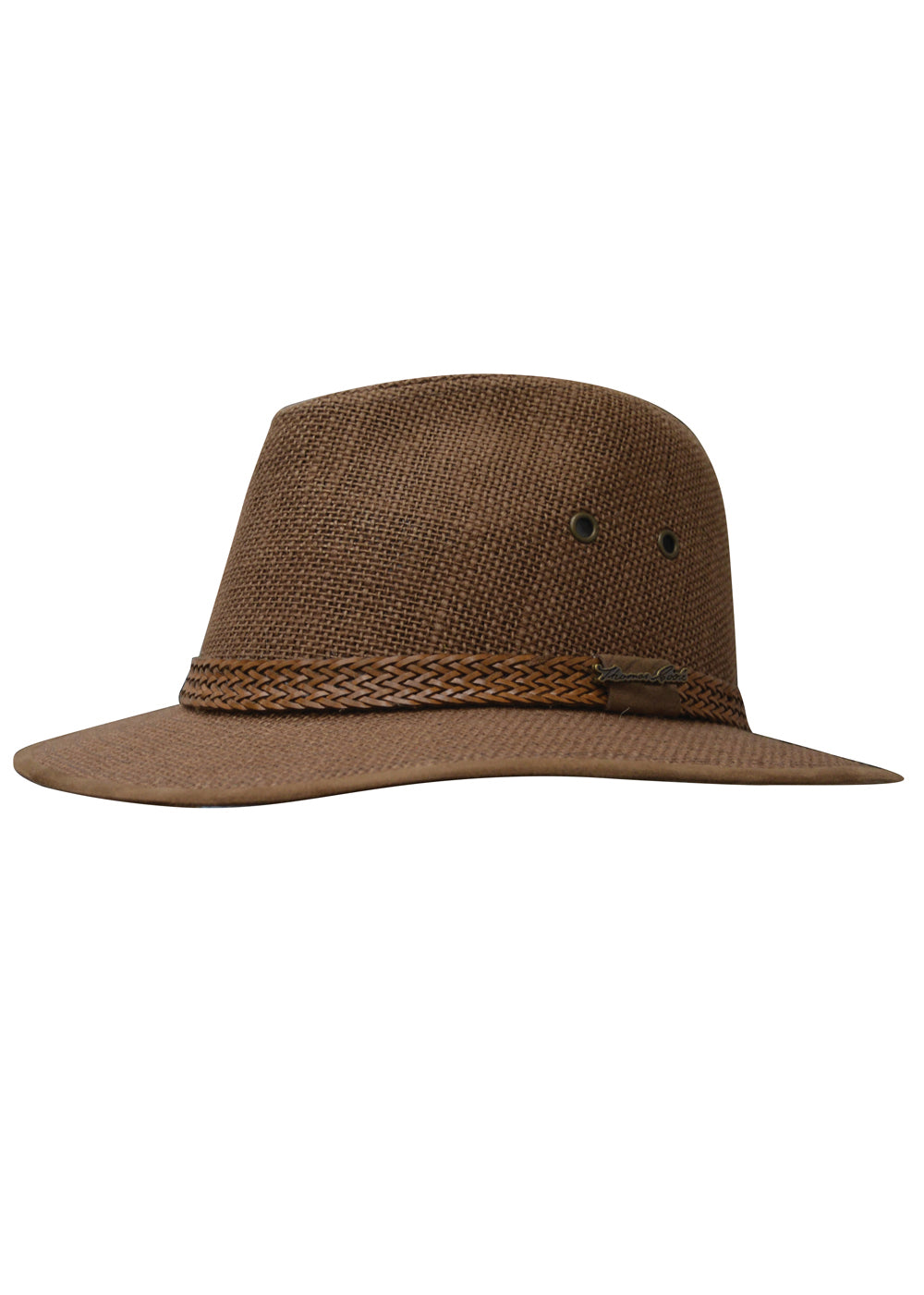 Broome Hat (Brown)