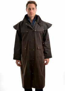 High Country Prof. Oilskin Long Coat