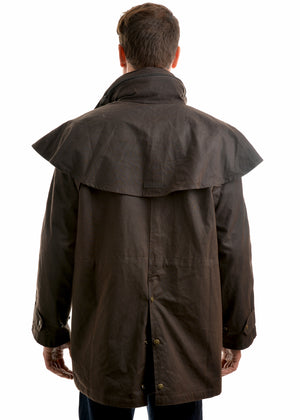 High Country Prof. Oilskin Short Coat