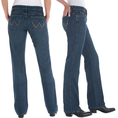 Womens Ultimate Riding Jean - Q Baby Colour (Tuff Buck)