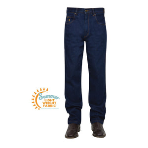Mens Tailored Fit Ashley Denim Jean 32