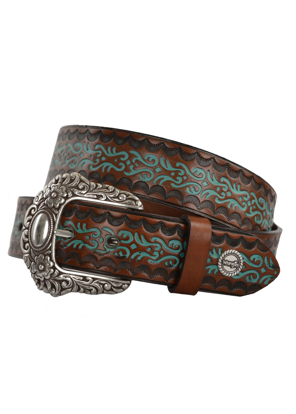 Womens Lana Belt (Brown)
