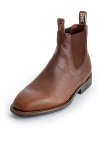 Duramax Dtc Classic Dress Boots (Brown Coachman)