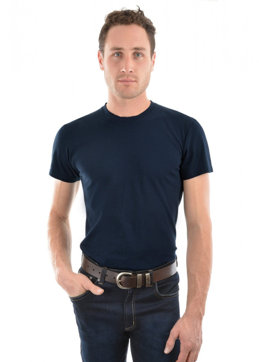 Mens Classic Fit Tee - Navy
