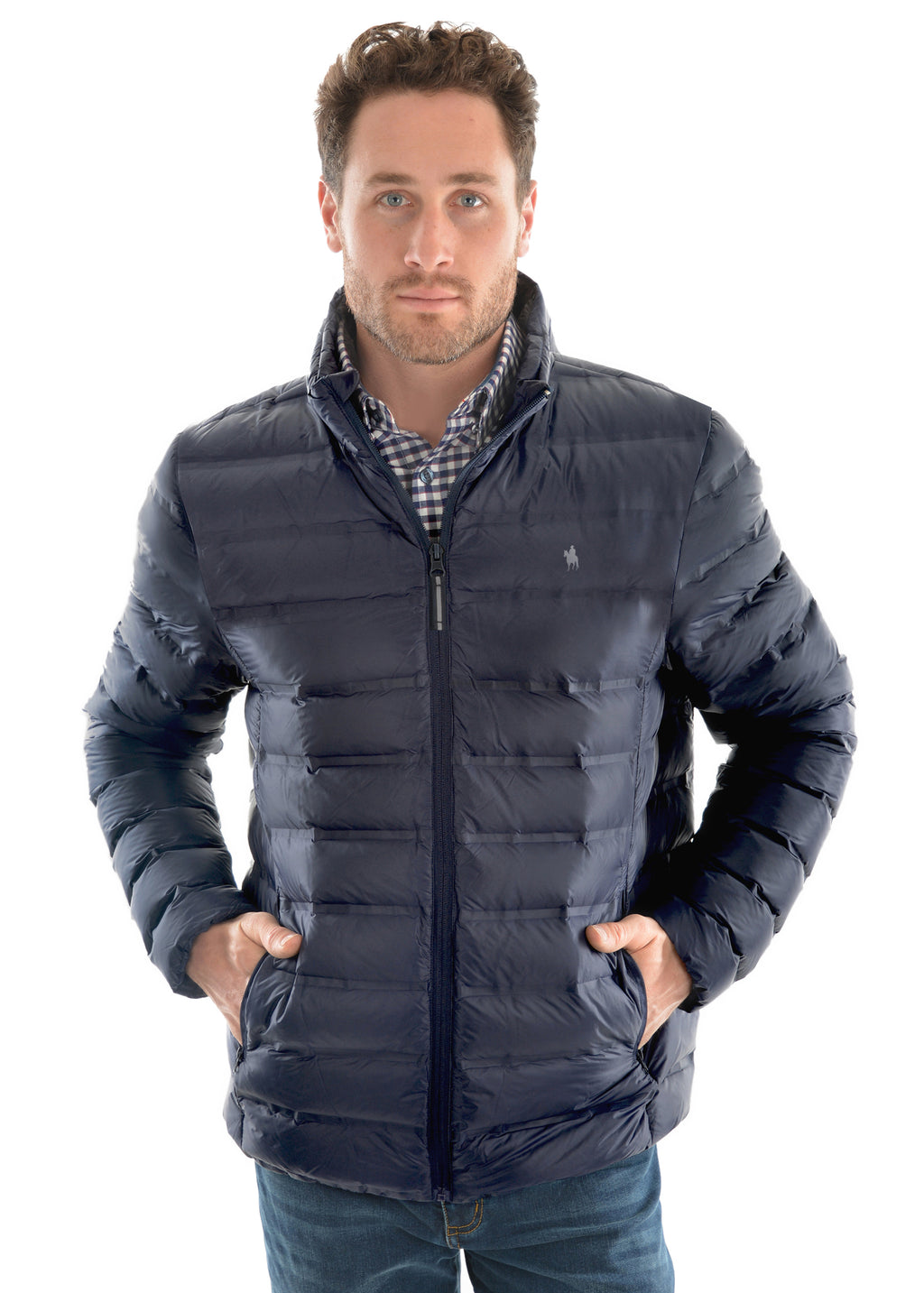 Mens New Oberon Light Weight Down Jacket