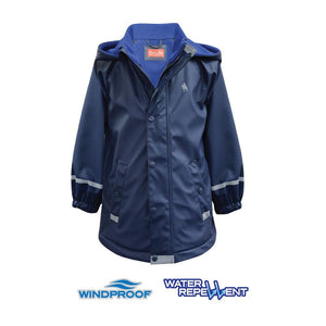 Kids Reflective Raincoat