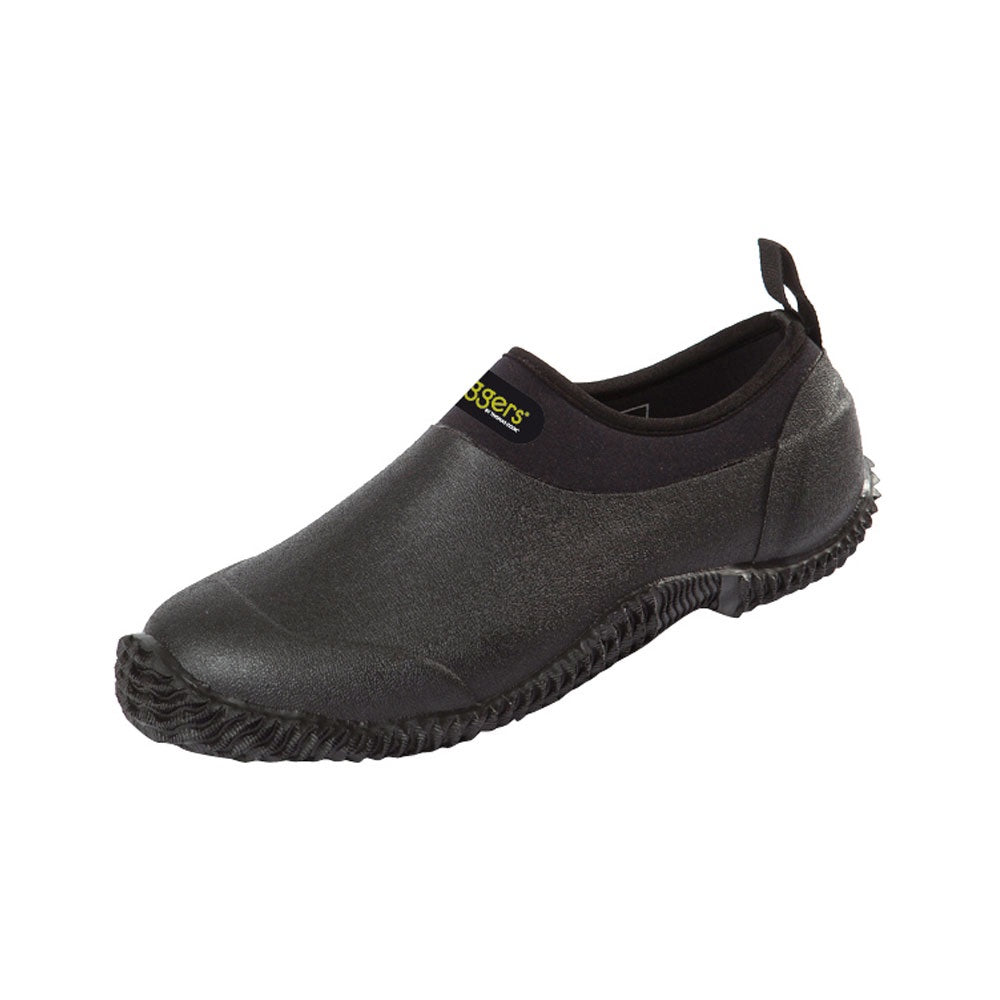 Mens Slip-On Black Froggers