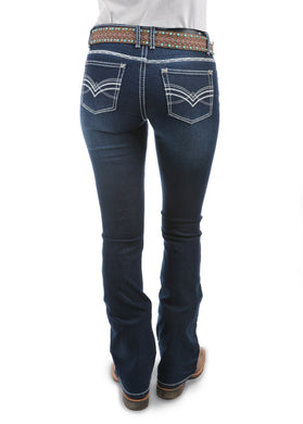 Womens Hannah Boot Cut Jean - 34 Leg